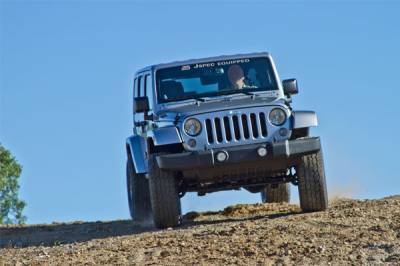 "JKS MFG. - JSPEC 2.5"" Suspension System 2007-2016 Jeep Wrangler JK (4 Door)"