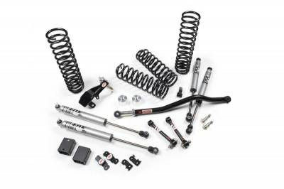 "JKS MFG. - JSPEC 2.5"" Suspension System 2007-2016 Jeep Wrangler JK (2 Door)"