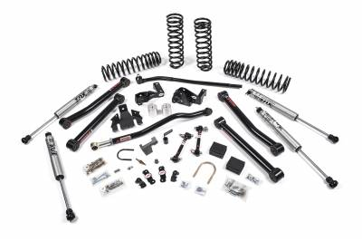 "JKS MFG. - JSPEC 3.5"" J Konnect Suspension System 2007-2016 Jeep Wrangler JK (2 OR 4 Door)"