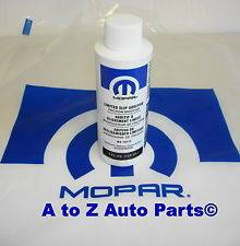 Routine - Drivetrain - Mopar - MOPAR Limited Slip Differential Additive - 4 Oz. Bottle