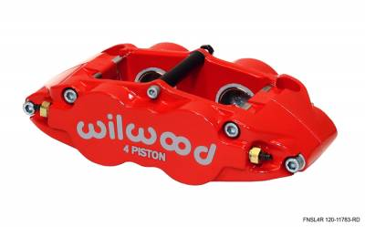 Wilwood - WilWood Forged Narrow Superlite 4R Complete Brake Kit  07+ JEEP JK - FRONT Replacement - Image 5