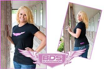 Gifts - Apparel - BDS - BDS Ladies Tee