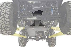 Bumper & Body - Fab Fours - Fab Fours - JEEP JK Transmission and Oil Pan Skid Plate