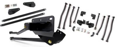 Lift Kit Bundles - BDS - BDS - Long Arm Upgrade Kit Jeep Wrangler JK 07-15