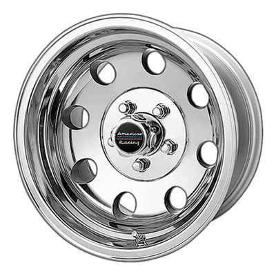 American Racing Wheels - American Racing Wheel 15x10 AR172 Polished - Image 2