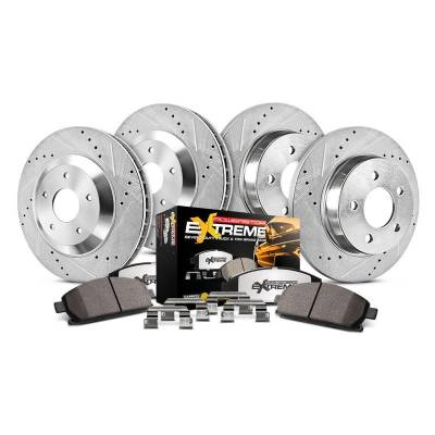 Safety - Brakes - Rotors & Pads