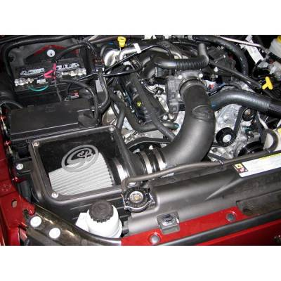 Performance & Power - Intake & Exhaust