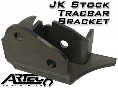Axle & Drivetrain - Track Bar Braces - Artec Industries