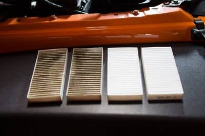 Maintenance - Routine - Filters