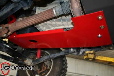 Protection - Skid Plates - JcrOffroad