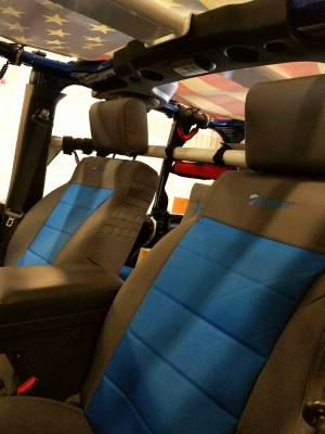Protection - Interior - Seat Covers