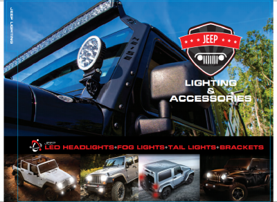 Extra Light - Head & Tail Lights - Heise