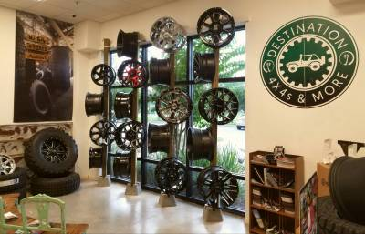 Wheel & Tire Shop - Wheels