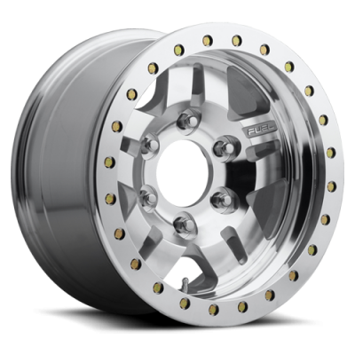 Wheels - Fuel Offroad - Fuel Off-Road - Fuel Anza D116 17X9 Beadlock