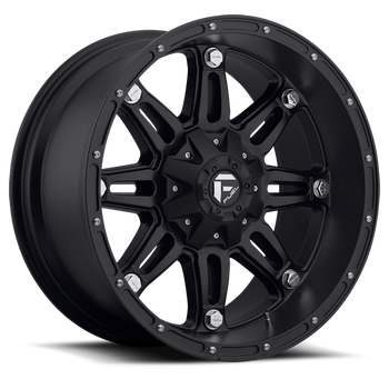 Fuel Off-Road - Fuel Hostage D531 Offset Black