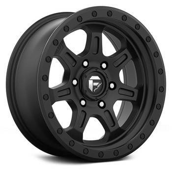 Wheels - Fuel Offroad - Fuel Off-Road - Fuel JM2 D572 Matte Black
