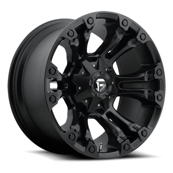 Wheels - Fuel Offroad - Fuel Off-Road - Fuel Vapor D560 Matte Black
