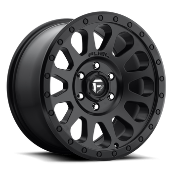 Wheels - Fuel Offroad - Fuel Off-Road - Fuel Vector D579 Matte Black