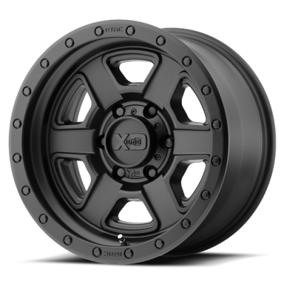 Wheels - XD Wheels - XD Series - XD133 SATIN BLACK