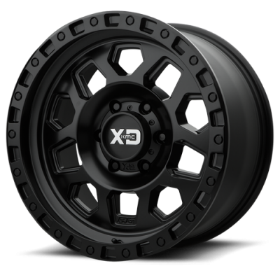 Wheels - XD Wheels - XD Series - XD132 SATIN BLACK