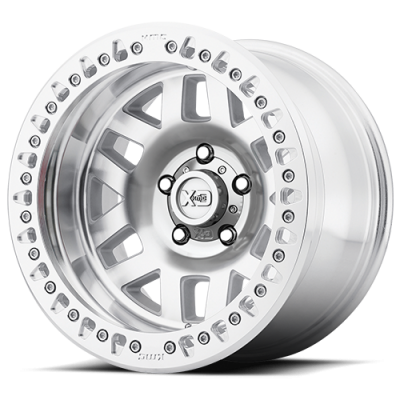 Wheels - XD Wheels - XD Series - XD229 MACHETE CRAWL 17 X 9 MACHINED