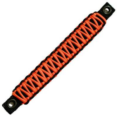 Gifts - Must Have - Bartact - BARTACT 550 Paracord Jeep Wrangler JK Sound Bar Grab Handles with grommets