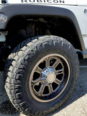 NITTO - Nitto Ridge Grappler 33x12.50 R17 - Image 4