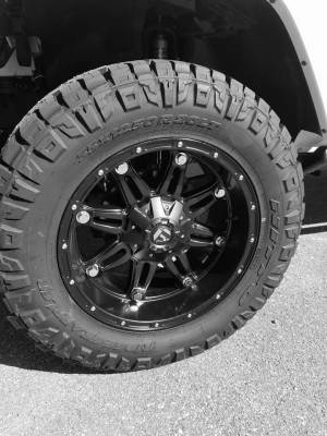 NITTO - Nitto Ridge Grappler 33x12.50 R20 - Image 3