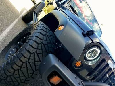 NITTO - Nitto Ridge Grappler 35x12.50R20 - Image 2