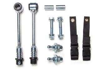 "BDS - 4"" to 6-1/2"" Long Arm Lift Kit - Jeep Wrangler JK W NX2 Shocks & Stabilizer - Image 3"