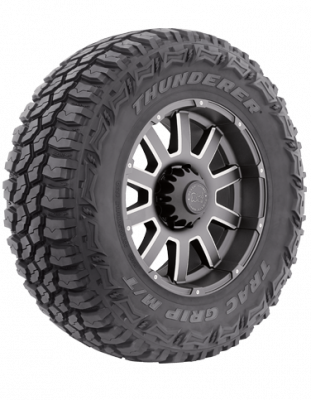 Wheel & Tire Shop - Deep Deals Discounts - Thunderer Trac Grip II R408 35x12.50R17