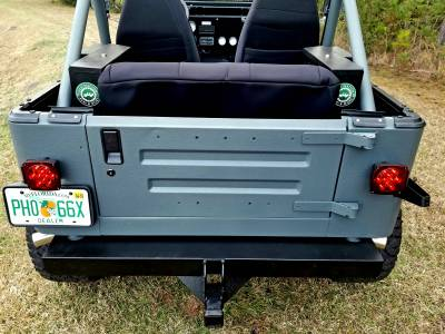 SOLD Jeep Wrangler YJ - Image 6