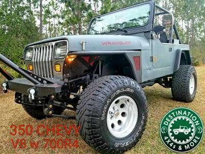 SOLD Jeep Wrangler YJ - Image 9