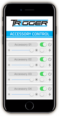 Advanced Accessory Concepts - Trigger Wireless Accessory Controller - Image 5